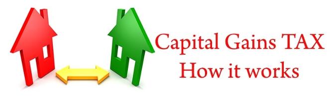 Capital Gains Tax Capital Gains Tax Form